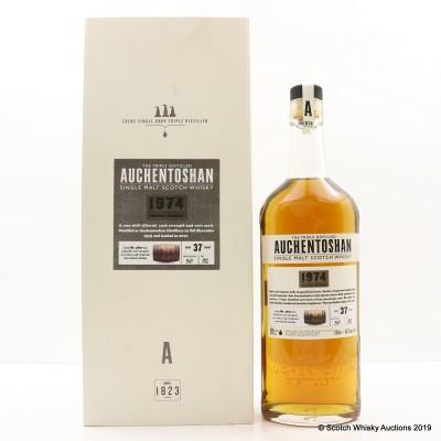 Auchentoshan 1974 37 Year Old Single Cask #5611