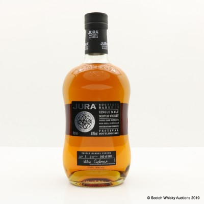Jura Feis Ile 2013 Boutique Barrels
