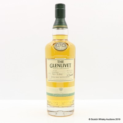 Glenlivet 14 Year Old Conglass Single Cask Edition