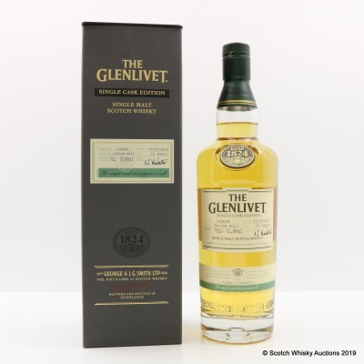 Glenlivet 16 Year Old Gallow Hill Single Cask Edition