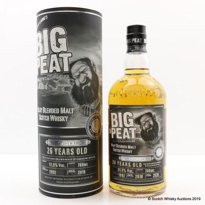 Big Peat 1992 26 Year Old Platinum Edition