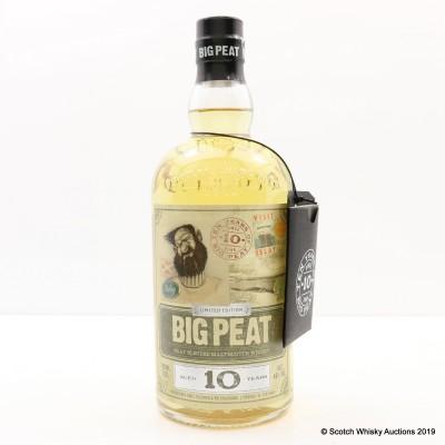 Big Peat 10 Year Old Celebrating 10 Years of Big Peat