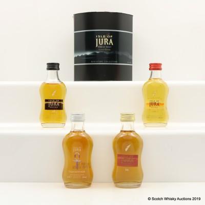 Jura Miniature Collection 4 x 5cl