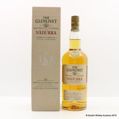 Glenlivet 16 Year Old Nadurra 1L