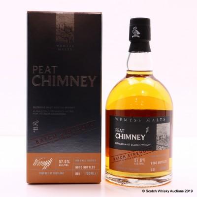Wemyss Malts Peat Chimney Batch Strength Batch #1