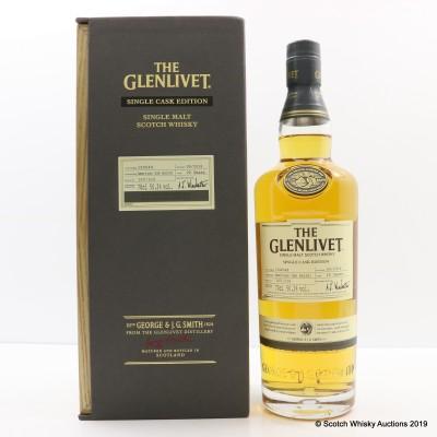 Glenlivet 20 Year Old Single Cask For Gatwick