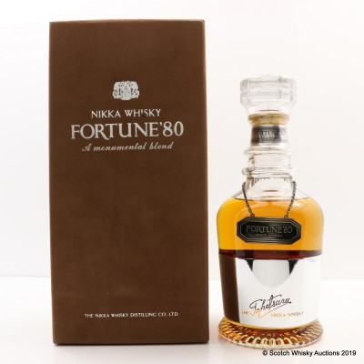 Nikka Fortune '80 76cl