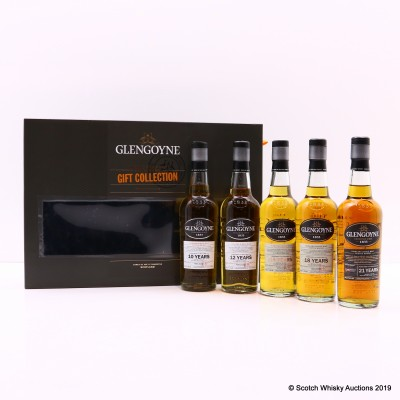 Glengoyne Gift Collection 5 x 20cl