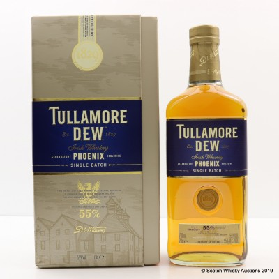 Tullamore Dew Phoenix Single Batch
