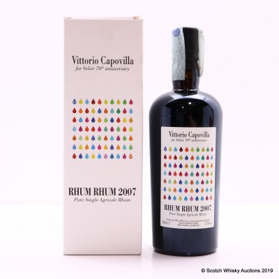 Bielle Vittorio Capovilla Rhum Rhum 2007 For 70th Anniversary Of Velier