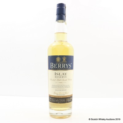 Berry Bros & Rudd Islay Reserve
