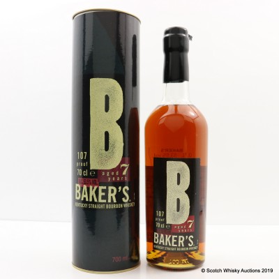 Baker's 7 Year Old 107 Proof