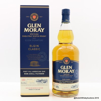 Glen Moray Elgin Signature Small Batch 1L