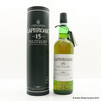 Laphroaig 15 Year Old