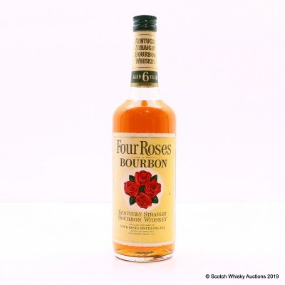 Four Roses 6 Year Old