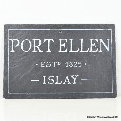 Whisky Slate - Port Ellen