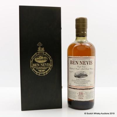 Ben Nevis 1984 28 Year Old