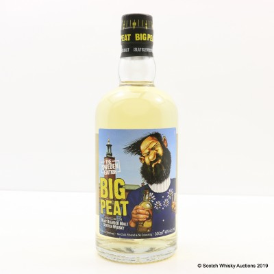 Big Peat The Sweden Edition 50cl