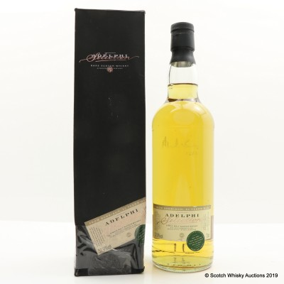 Benriach 1990 23 Year Old Adelphi