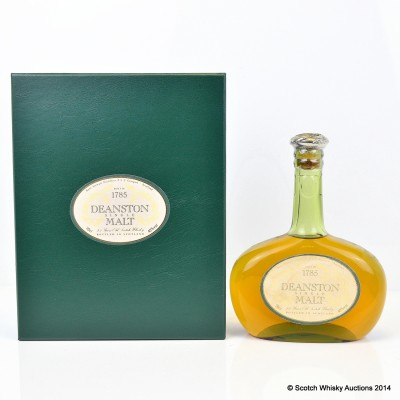 Deanston 25 Year Old Decanter
