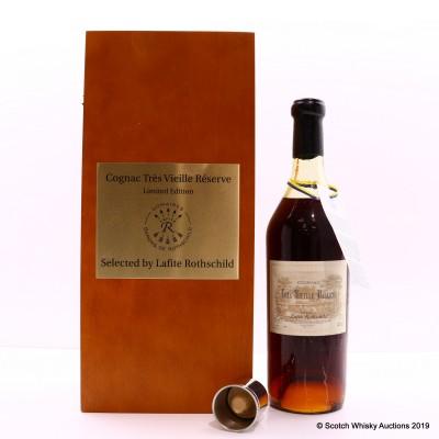 Barons De Rothschild Tres Vieille Reserve Cognac 1.75L