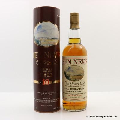 Ben Nevis 1986 10 Year Old