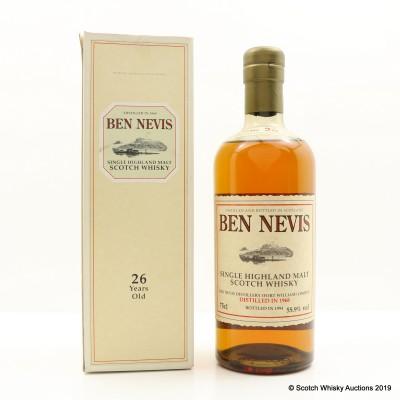 Ben Nevis 1968 26 Year Old 75cl