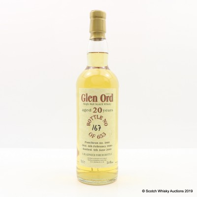 Glen Ord 1990 20 Year Old Bladnoch Forum