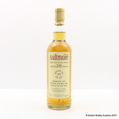 Aultmore 1982 28 Year Old Bladnoch Forum