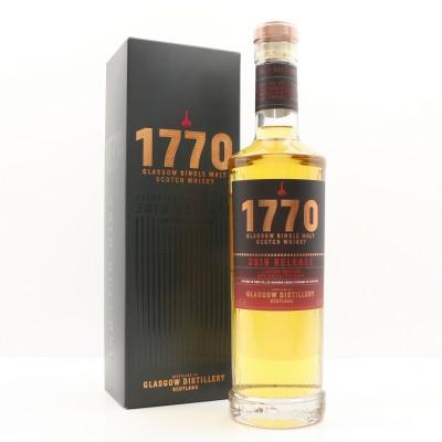 Glasgow Distillery 1770 2019 Release 50cl