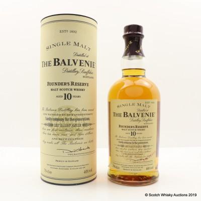 Balvenie 10 Year Old Founder's Reserve