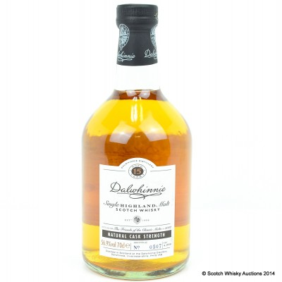 Dalwhinnie 15 Year Old Friends Of The Classic Malts