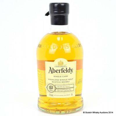 Aberfeldy Single Cask #6814