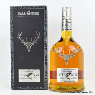 Dalmore Tweed Dram 2012 Season