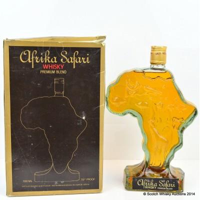 Afrika Safari Kenyan Whisky