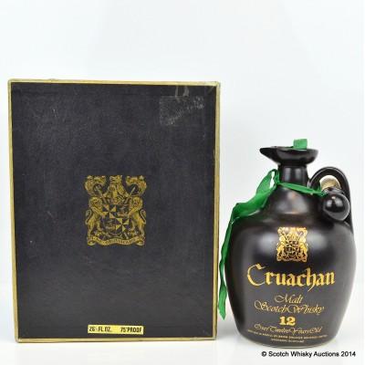 Cruachan 12 Year Old Flagon 26 2/3 Fl Ozs