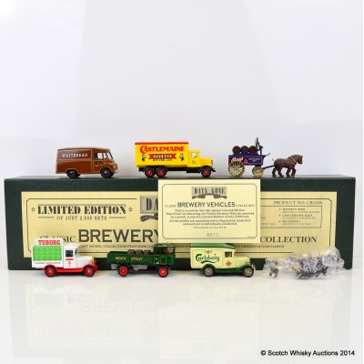Days Gone Classic Brewery Vehicles Collection