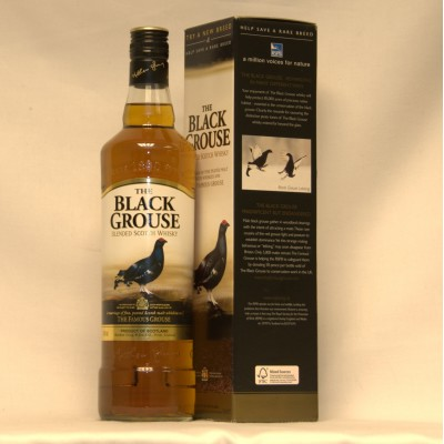 Famous Grouse - The Black Grouse