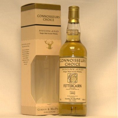 Fettercairn 1992 15 years old