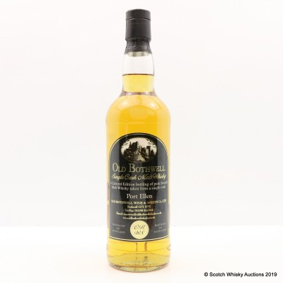 Port Ellen 1983 26 Year Old Old Bothwell Wine & Spirits