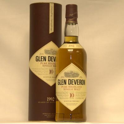 Glen Deveron 1992 - 10 years old