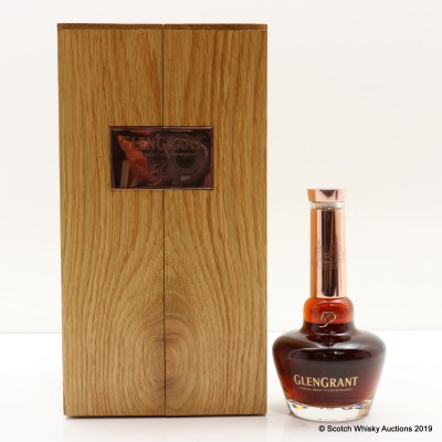Glen Grant 1963 Sherry Cask 50 Year Old 20cl