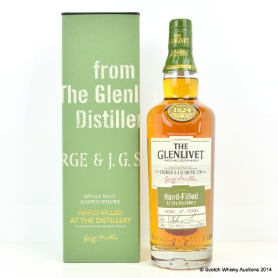 Glenlivet Hand Filled 18 Year Old Cask #2
