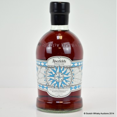 Aberfeldy Ramble Single Cask 16 Year Old