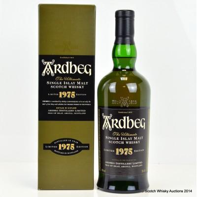 Ardbeg 1975 2000 Release