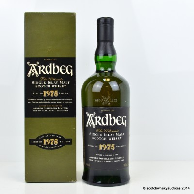 Ardbeg 1975 1998 Release