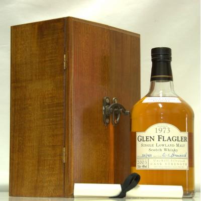 Glen Flagler 1973 - 30 years old