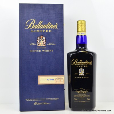 Ballantine's Limited Edition 75cl