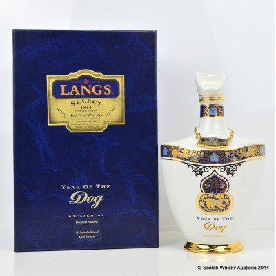 Langs Year Of The Dog 75cl