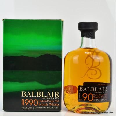 Balblair 1990 1L